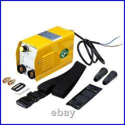 7PCS Set 200A 220V ARC MMA IGBT Mini Electric Welding Machine Inverter Stick