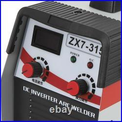8000W AC DC MMA Inverter TIG Welder 315AMP ARC Stick Welding Machine 110-560V