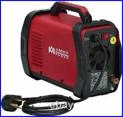 AMICO DC Inverter Welder Dual Voltage Welding 115/230-Volt Torch Stick ARC