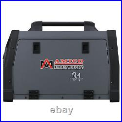 AMICO MTS-205, 205A MIG/MAG/TIG/Stick/Arc 3-in-1 Welder, Spool Gun Weld Aluminum