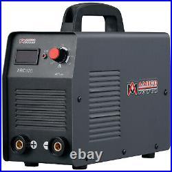ARC-120, 120 Amp Stick Arc DC Welder, 110-Volt IGBT Inverter Welding Machine