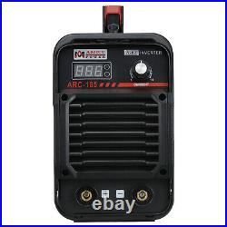 ARC-185, 180 Amp Stick Arc DC Welder 115V/230V Dual Voltage Welding Machine