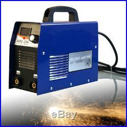 ARC-200, 200-Amp Stick/Arc/MMA DC IGBT Inverter Welder Dual Voltage Welding 110V