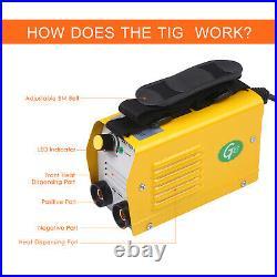 ARC Inverter Welding Machine Handheld Welder Machine 110V IGBT Stick Welder T5W1
