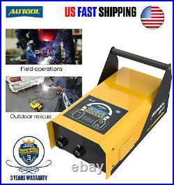 ARC MMA Inverter Welder Handheld MIG IGBT Welding Machine Emergency Welder 24V