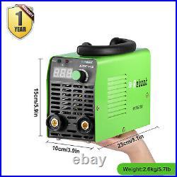 ARC Stick Welder AC 110/220V MMA Inverter Dual Volt Stick Mini Welding Machine
