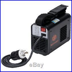 ARC Welder 110/220V Dual Volt Inverter AC ARC Welding Machine MMA Stick Welder