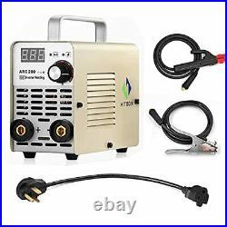 ARC Welder 110V 220V Dual Voltage 200A MMA Inverter Welding Machine Mini