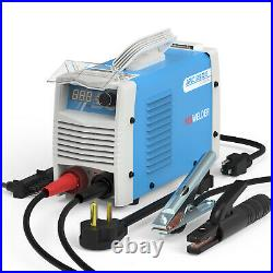 ARC Welder 125A IGBT DC Inverter 110V/220V Lift TIG/MMA/STICK Welding Machine