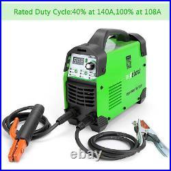 ARC Welder ARC-140 AC 110/ 220V Dual Voltage Stick IGBT Inverter Welding Machine