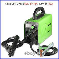 ARC Welding Machine Rod Stick 220V DC Dual Volt Inverter Mini ARC Welder REBOOT
