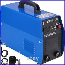 ARC140 140 Amp IGBT DC Inverter Welder MMA/Stick Welding Machine 110V Digital