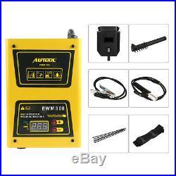 AUTOOL ARC Portable Welder 160A Stick Welding Machine Digital Inverter 110V DC