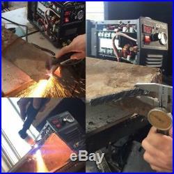 Air Plasma Cutter 50A DC Inverter 110V/220V Cutting Welders Non-Pilot Arc Torch