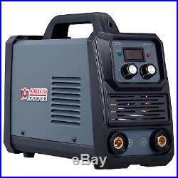 Amico 160 Amp Stick Arc DC Welder, 100250V Wide Voltage 80% Duty Cycle. ARC-160