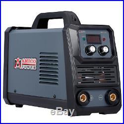 Amico ARC-200 Amp Stick Arc DC Welder, 100250V Wide Voltage, 80% Duty Cycle