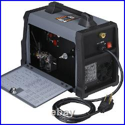 Amico MTS-205, 205 Amp MIG MAG TIG ARC STICK DC Inverter Welder, 3-in-1 Combo