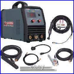 Amico TIG-185HF, 180 Amp HF-TIG Stick Arc DC Welder, 100-250V, 60% Duty Cycle