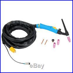 Amico TIG-225 220 Amp HF-TIG Torch Stick ARC Welder 115V & 230V Inverter Welding
