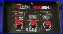 Arc Union Mig 254 I Multiprocess Mig and Stick Welder Package Dual Voltage