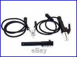 Arc Welder Rod Inverter Machine Mma Electrodes Welding 110v-60hz 200 Amp Igb