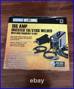 CHICAGO ELECTRIC 240 Volt Inverter Arc/TIG Welder Digital Readout # 62486 NEW