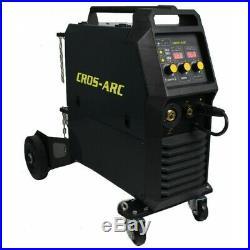 Cros-Arc 323c Professional Inverter MIG & MMA Welder 30-300amp 415v 3Phase input