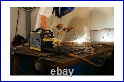 Dekopro Welder Machine 110 220V MMA 160A ARC Digital Display LCD Hot Start New