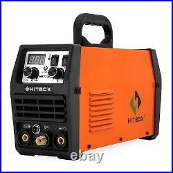 Digtal TIG Welder 200 AMP 110/220V HF ARC Inverter Welding Machine TIG Welder