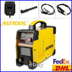 EMW508 ARC Inverter Welder IGBT MMA Handheld Electric Welding Machine 110V 160A