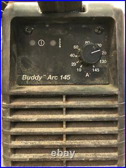ESAB Buddy Arc 145 Inverter Schweißgerät Elektroden Schweißmaschine