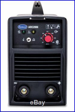 Eastwood ARC200 Stick Welder 200 AMP Dual Capability Inverter Technology