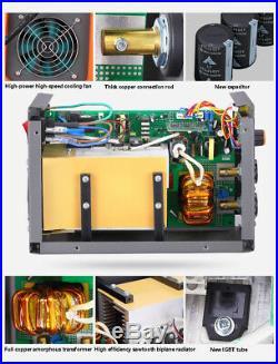 Electric Welder 200A Inverter MMA IGBT ARC Welding Machine fr Stick 2.5-3.2mm