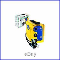 GYS Gysmi 130 P Arc Inverter Welder 130 amp 230v c/w case & Welding Leads