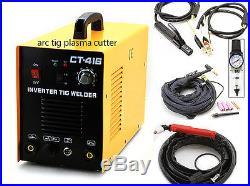 HF 40A Plasma inverter igbt Cutter 160 Amp TIG MMA CUT Stick Arc Welder 220V