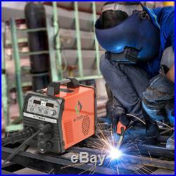 HITBOX 4 IN 1 Gas/Gasless Welder inverter MMA ARC MIG TIG IGBT Welding Machine