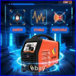 HITBOX ARC STICK TIG 3 IN 1 Welder 110V 220V Dual Volt MMA Welding Machine 200A
