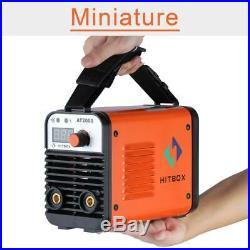 HITBOX Dual Voltage Arc Welder AT2000 Inverter Rod ARC Stick MMA Welding Machine