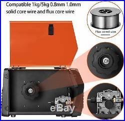 HITBOX MIG Welder 200AMP Gas Gasless MIG ARC Lift TIG Inverter Welding Machine