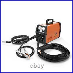 HITBOX MIG Welder Inverter 110V/220V Lift TIG ARC Wire Gasless Welding Machine