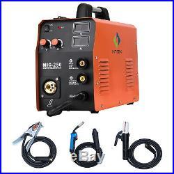 HITBOX MIG250 220V 200A Inverter ARC Lif TIG MIG Welders MIG Welding Machine