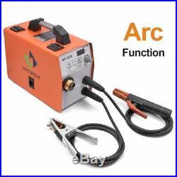 HITBOX Multi Function MIG WELDER MIG/ARC/LIFT TIG Gasless 220V AC inverter Gift