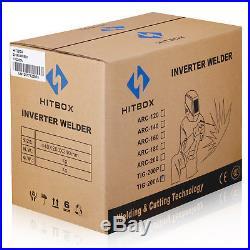HITBOX TIG 220V Welder TIG MMA ARC TIG Stick IGBT Unit Inverter Welding Machine