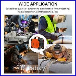 HITBOX TIG200A TIG Welder 110V 200V IGBT MMA ARC TIG Electric Inverter Welder