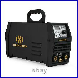 HZXVOGEN 110V/220V TIG Welder HF TIG ARC Stick Lift TIG Welding Machine Pulse US
