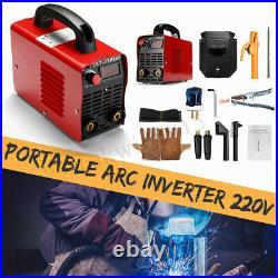 Handheld Mini Electric Welder 220V 30-200A Inverter ARC Welding Machine Tool