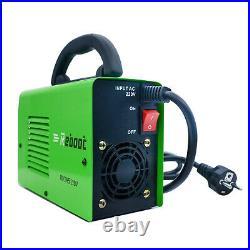 Home 110V 220V Digital Welding Machine IGBT Inverter ARC MMA Stick 2 IN 1 Welder