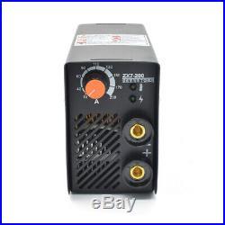 IGBT DC Inverter MMA Portable Arc Welding Welder Machine AC220V ZX7-200MINI