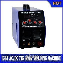 IGBT Inverter WSE200A Ac/Dc Tig MMA Welding machines