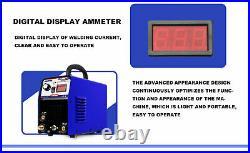 ITS200 200A TIG /STICK/ARC Welder 2in1 Stainless Welding Machine Metal Work DIY